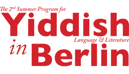 Yiddish in Berlin
